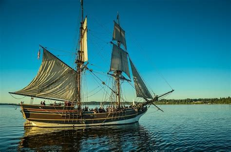 Small Boat Ylands by A History Of The Largest And Fastest Ships In The