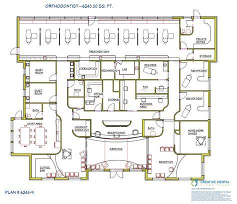design floor plan creative dental floor plans orthodontist floor plans
