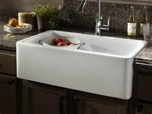 apron sink kitchen materials pinterest