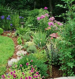 Lawn Garden Easy Flower Bed Edging Stone Ideas With