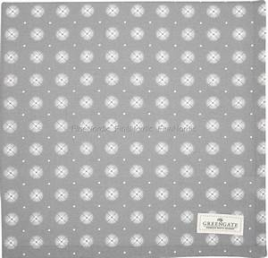 Tischdecke 350 X 150 : greengate tischdecke saga warm grey 150 x 150 cm ~ Watch28wear.com Haus und Dekorationen