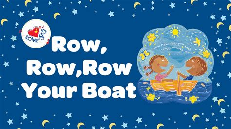 Row Row Row Your Boat Lyrics Don T Forget To Scream by Row Row Row Your Boat Lyrics Nursery Rhymes Children