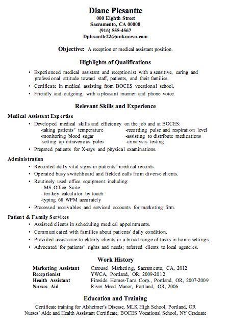 create the best resume resume exles for assistant berathen