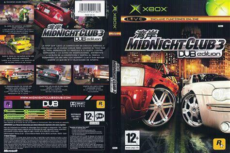 Trucos Xbox Midnight Club 3 Dub Edition Remix Consiro