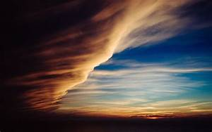 Sunset, Clouds, Mac, Wallpaper, Download