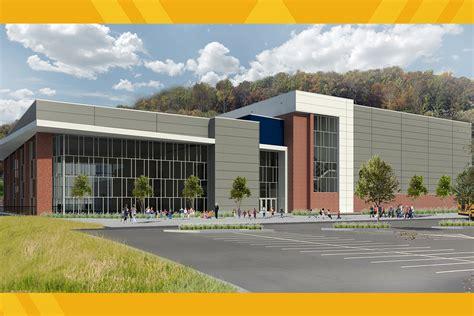 mountaineer center wellness facility  construction