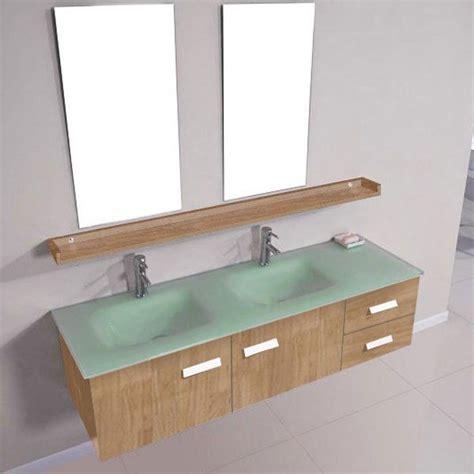 1000 id 233 es sur le th 232 me meuble sous vasque bois sur meuble sous vasque vasque et