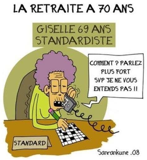 dessins humoristiques la retraite