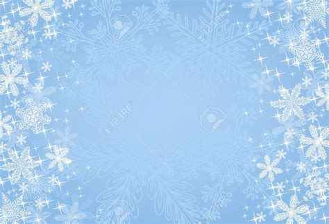 Snow Background 7880419 Blue Winter Or Background Stock Vector