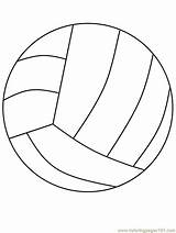 Volleyball Coloring Pages Sports Printable Sheets Print Pdf Coloringpages101 Printables Popular Word Advertisement Coloringhome Discover sketch template