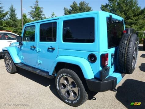 chief blue jeep 2017 chief blue jeep wrangler unlimited sahara 4x4