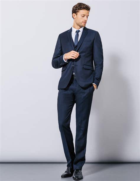 veste de costume homme bleu marine premium brice
