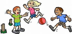 Kids Playing Sports Clipart | Clipart Panda - Free Clipart ...