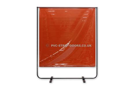 welding curtain with frame defender 100 5ft x 6 3ft