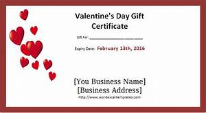 job completion form excel valentines day gift certificate word excel templates