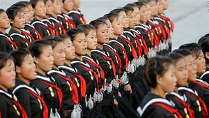 North Korea flexes military muscle with 'biggest ever ...