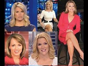 Fox News: We Hire Hot Women For Ratings - YouTube
