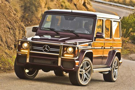 2017 Mercedes-benz G-class Suv Pricing