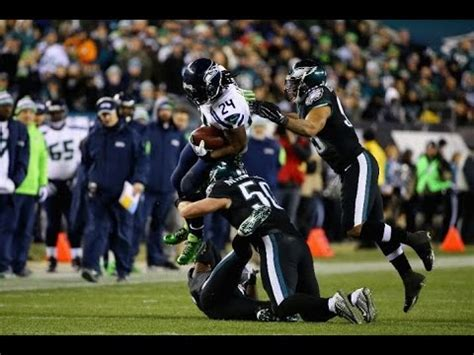 nfl eagles  seahawks week  recap  smh youtube