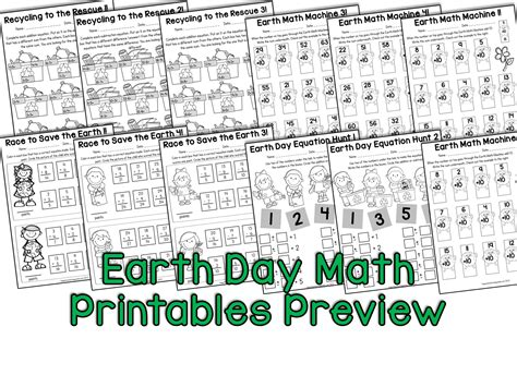 printable math for kindergarten and grade
