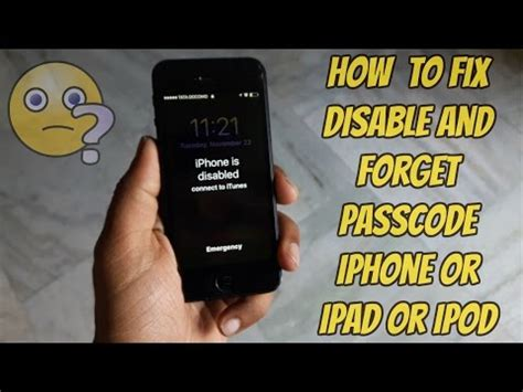 how to unlock a disabled iphone 6 how to remove reset any disabled or password locked How T