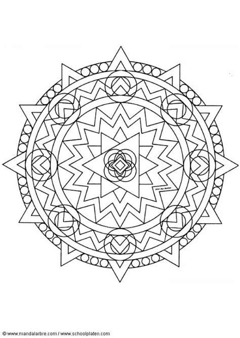 coloring page mandala   printable coloring pages img