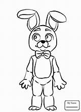 Freddy Coloring Pages Golden Printable Getcolorings sketch template