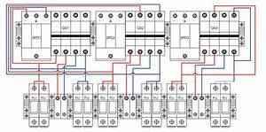 Shlx-pv6  3 Dc Combiner Box