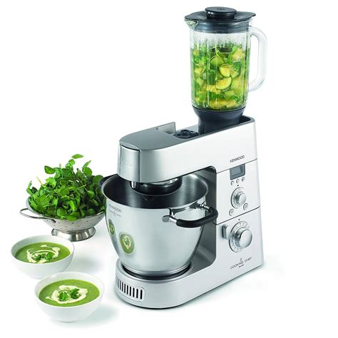Master Kitchen Km 838 Bc by Kenwood Cooking Chef Km096