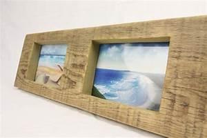 Bilder Für Bilderrahmen : doppelbilderrahmen treibholz schwemmholz rahmen f r zwei bilder ~ Orissabook.com Haus und Dekorationen