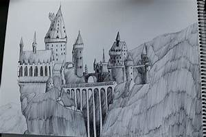Hogwarts castle by HeartsxxEmma on DeviantArt