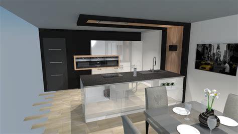 cuisine design avec ilot grand ilot de cuisine rangement chambre fille but la mme