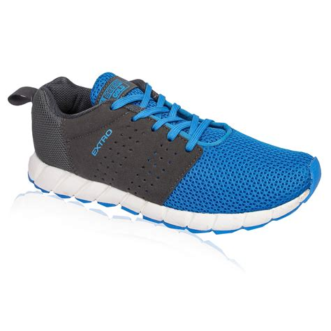 Find bugatti shoes from a vast selection of men's shoes. Seega Gold Extro 01 Extra Blue Men Running Shoes | Online ...