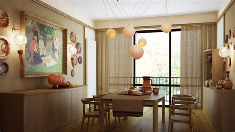 dining room curtains 15 gorgeous dining room curtains home design lover