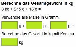 Brüche Online Berechnen : gewichte berechnen ~ Themetempest.com Abrechnung