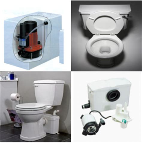 20 pump for toilet in basement sewage ejector piping