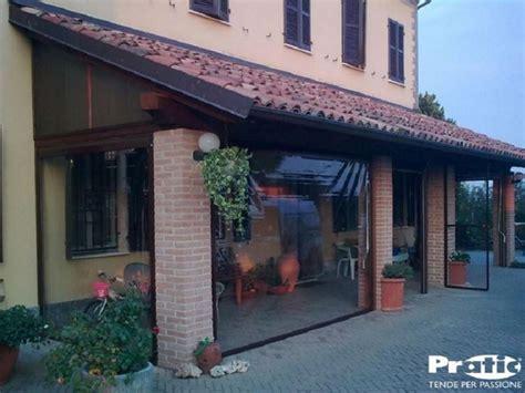 chiusure per verande in pvc chiusure tende in pvc per esterni verande balconi portico bar