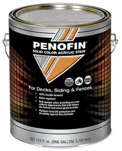 penofin solid color acrylic stain penofin