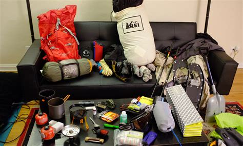 gear winter backpacking hiking survival outdoor items recommended adventure theoutdoorland