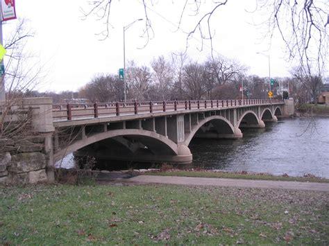 aurora river fox il bridge north bridgehunter kane