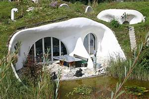 Home On Earth : an alternative to single houses in the form of fantasy earth homes ~ Markanthonyermac.com Haus und Dekorationen