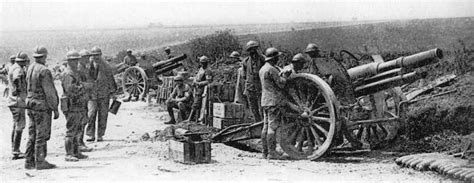 French Artillery Featured In Ww2  Quartermaster Section