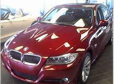 2011 BMW 328i xDrive Sedan Vermillion Red Metallic YouTube