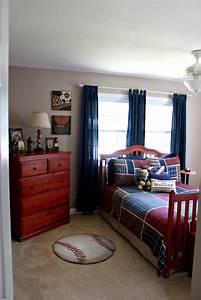 Parker, U0026, 39, S, Room, Vintage, Baseball, Boys, U0026, 39, Bedroom