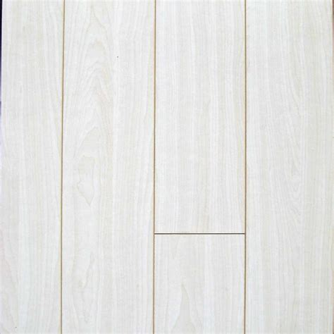 "Tropical White Maple Laminate 12 mm x 5""   Factory"