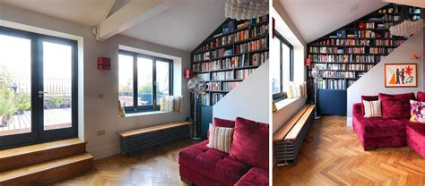 Bookcase Stairs by Designs That Prove Staircases And Bookshelves Make A Great Duo
