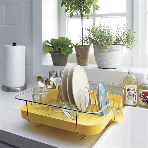 clever designs  reinvent  humble dish drying rack