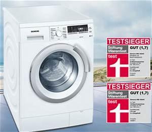 Panasonic Waschmaschine Erfahrung : 1600 u min siemens siegt im waschmaschinen test 2011 ~ Michelbontemps.com Haus und Dekorationen