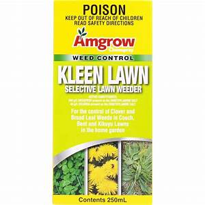 amgrow 250ml kleen lawn selective herbicide ebay With what kind of paint to use on kitchen cabinets for sticker weed killer