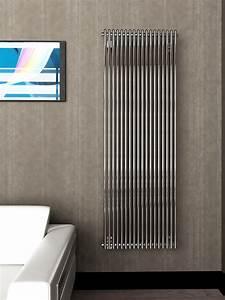 Design Heizkörper Flach : supreme 400 1700mm chrom vertikaler designer heizk rper ~ Michelbontemps.com Haus und Dekorationen